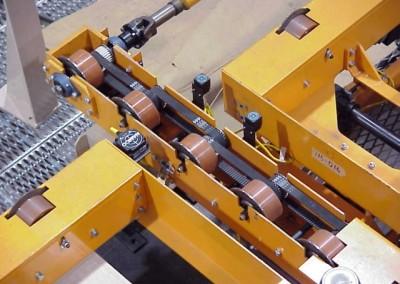 Geo Pallet Cross Transfer Wheels
