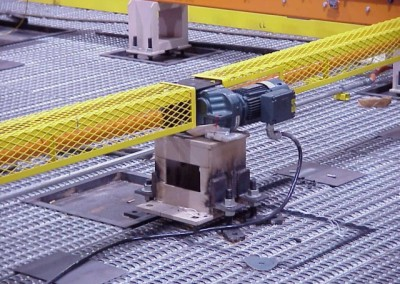 Geo Pallet Cross Transfer Motor