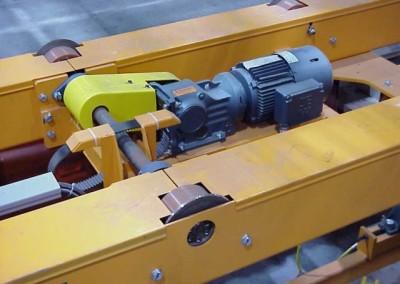 Geo Pallet Power Roll Bed Motor